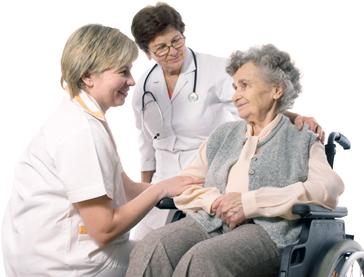 nurse-oldlady